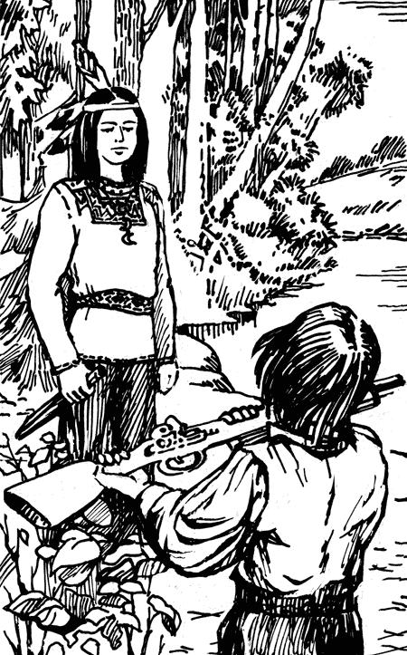 Оцеола, вождь семінолів