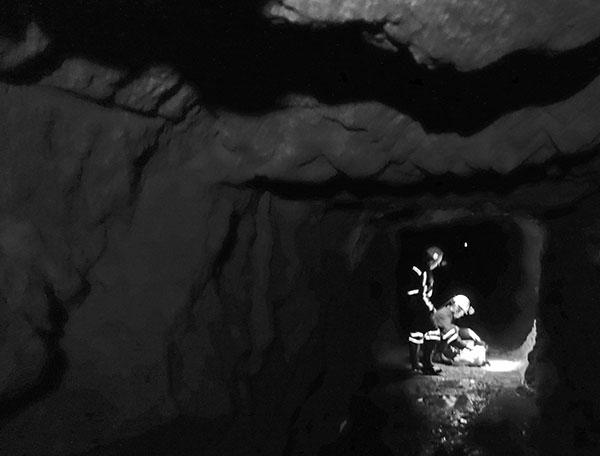 Подземный мир. Нижние этажи цивилизации
