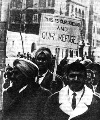Апартеид по-британски