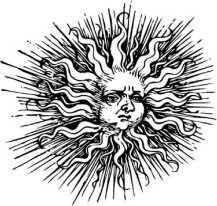 Путешествие по солнцу