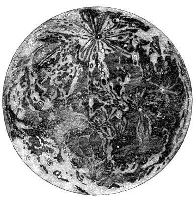 С Земли на Луну прямым путем