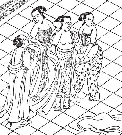 Читать онлайн Секреты любви Даосская практика для женщин