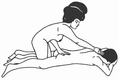 Особые движения в сексе