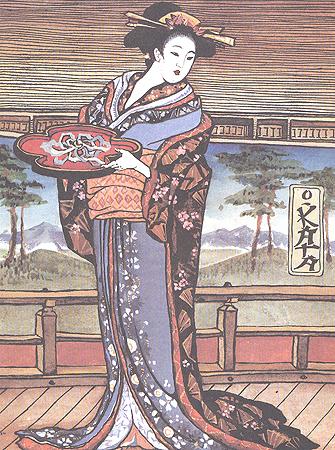 Японские крошки показывают свои прелести