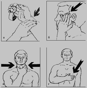 школа рукопашного боя