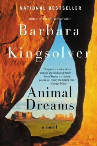 Книга animal dreams