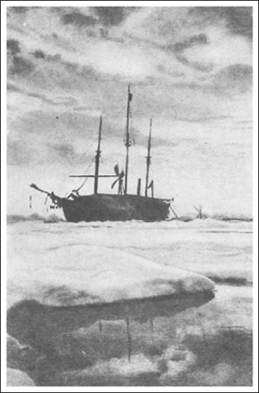 Фрам В Полярном Море