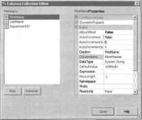 Обработка баз данных на Visual Basic®.NET
