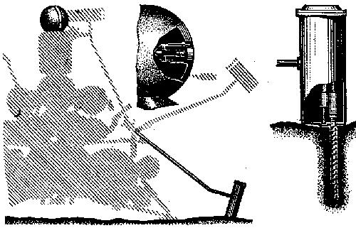 Схема грунтозаборного