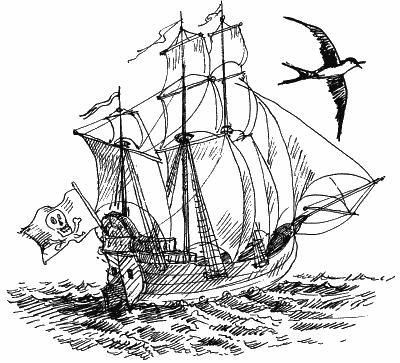 Картинка гусей для детей