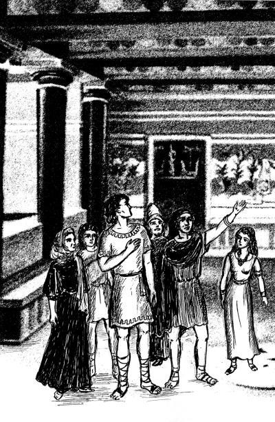 Троя. Герои Троянской войны Книга 1