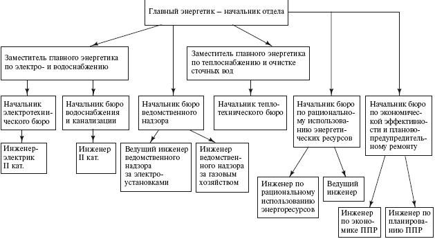 Организационная структура ОГЭ