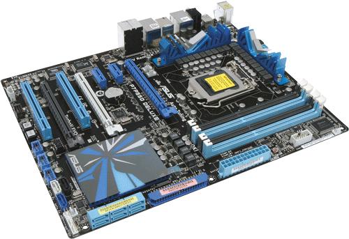 Драйвер Сетевого Адаптера Для Asus P7p55d