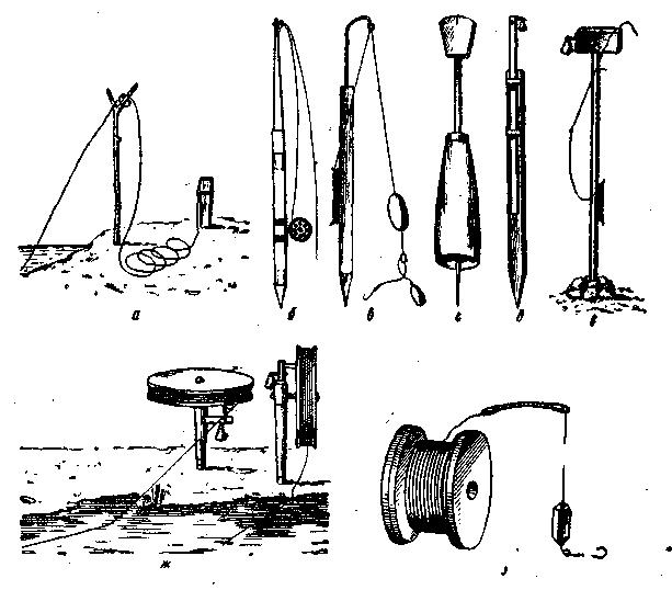 Книга: Рыболовные любительские