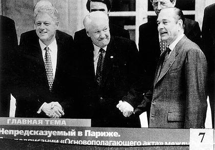 Клон Ельцина, или Как разводят народы