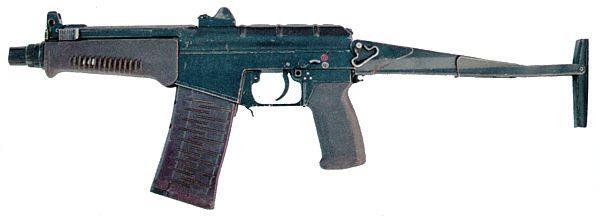 Малогабаритный автомат СР-3 «