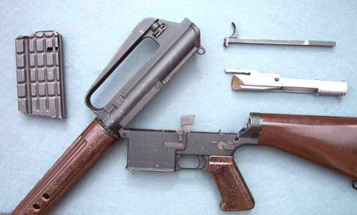 США - Штурмовые винтовки мира