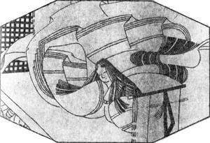 Повесть о Гэндзи (Гэндзи-моногатари). Книга 3