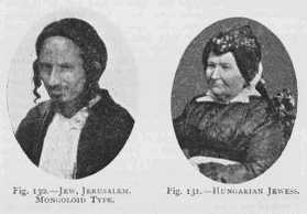 Евреи: исследование расы и окружающей среды (избранные главы)