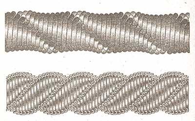 Плетение циновки схемы