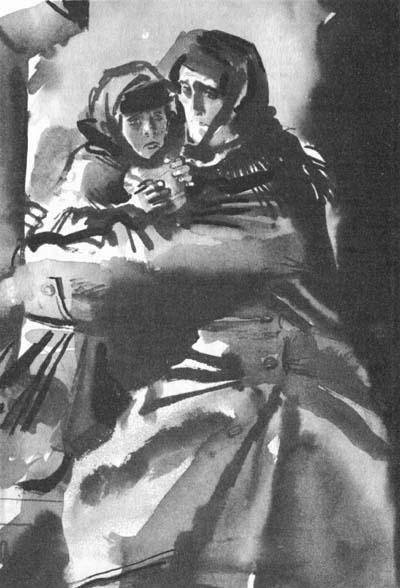 Тетя и племянник шалят рассказ фото 239-722