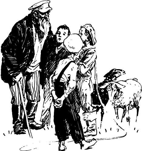 Кандаурские мальчишки
