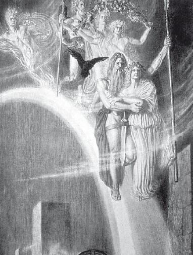 В скандинавских мифах противник тора букв гей
