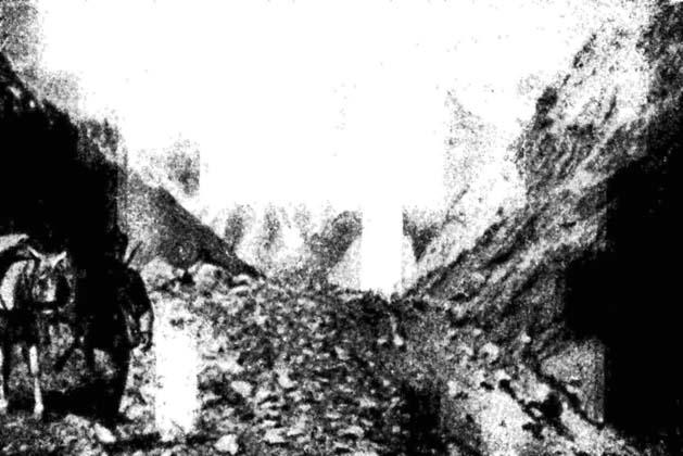 Боевые действия горных войск
