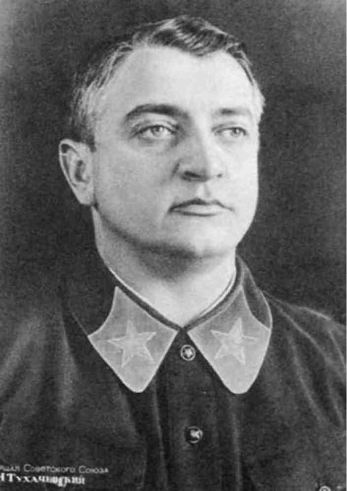 Война и мир Михаила Тухачевского