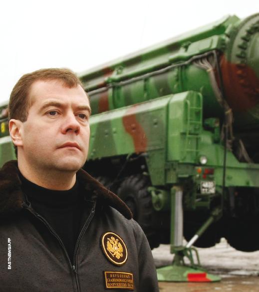 Война и мир Дмитрия Медведева