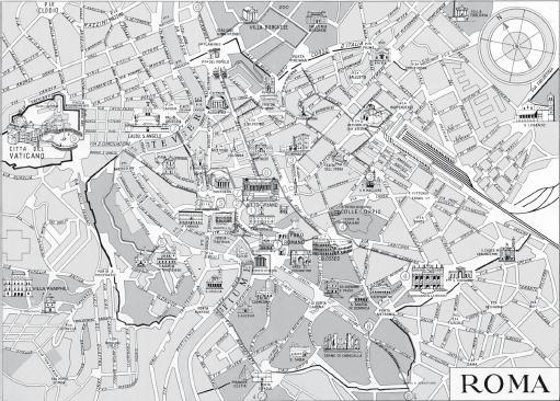 План Рима