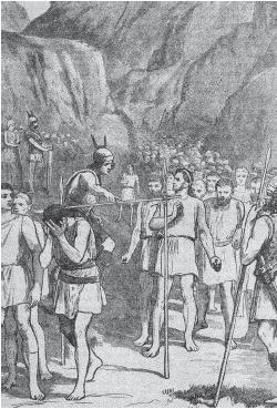 В древнем риме рабыни возбуждали хозяина и потом он занимался сексом с женой