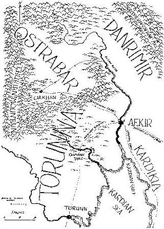 Hawkwoods Voyage