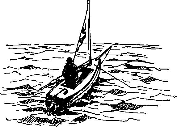 В одиночку через океан. Сто лет одиночного мореплавания