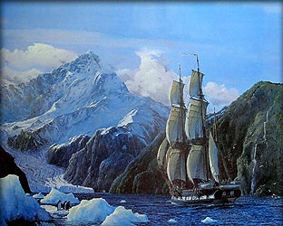 Путешествие натуралиста вокруг света на корабле 'Бигль'