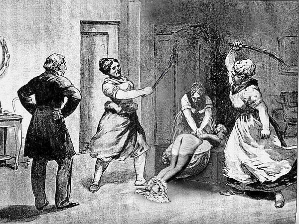 Розги наказание женщин онлайн