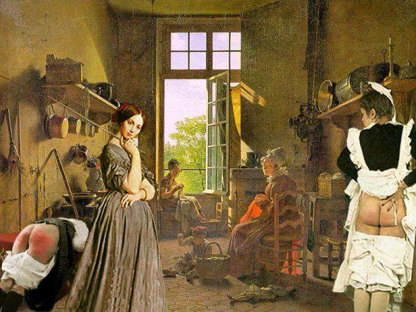 Пороть жену розгами