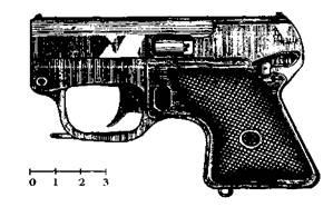 Пистолет и револьвер в России