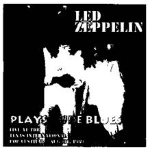 led zeppelin plays pure blues: