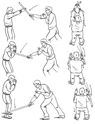 Как научиться драться в домашних условиях за  113