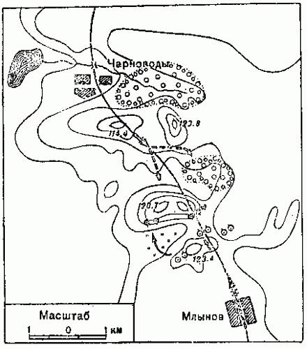 Боец и отделение на походе