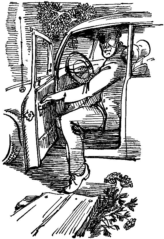 Кончила трали-вали машина