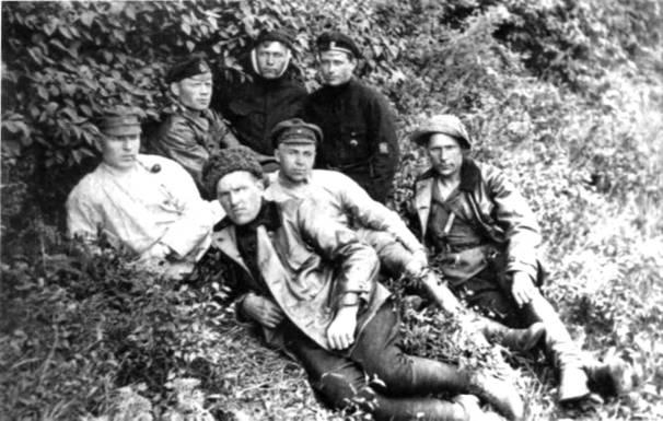 Гражданская война в россии 1917 1922