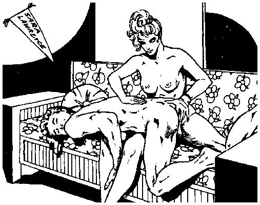 Занимаемся анальным сексом с левой привязанной женщиной