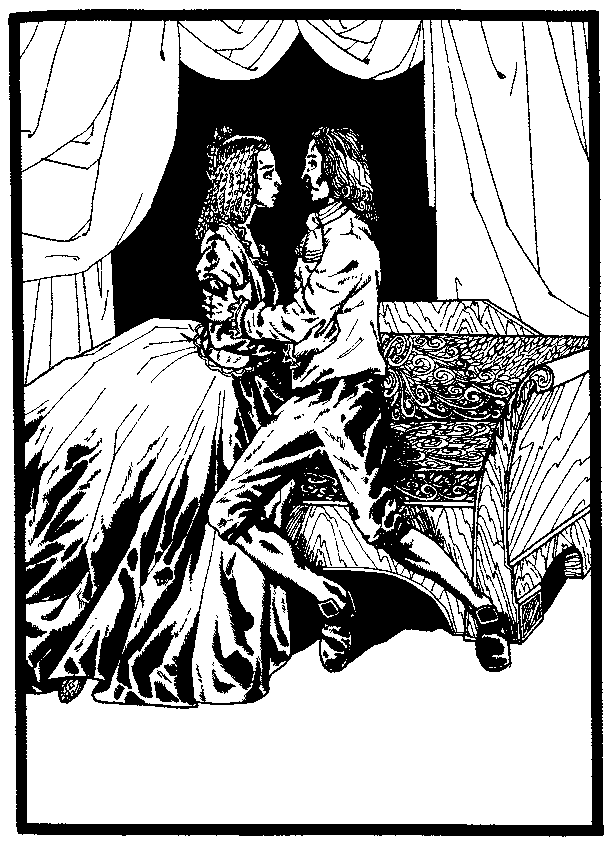 Дочь регента