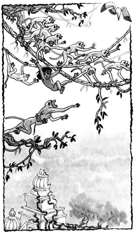 Книга Джунглей (Маугли)
