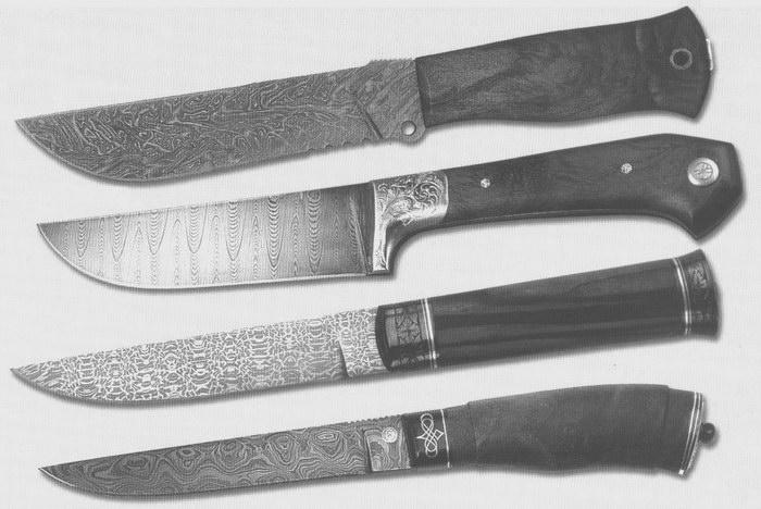 Хороший охотничий нож от известных кузнецов электронож для разделки мяса купить