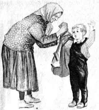 эра расказы внук и бабушка