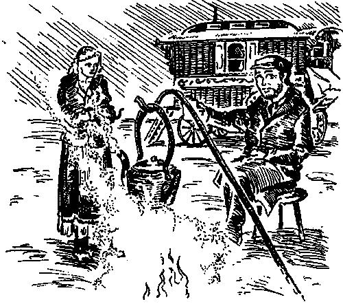 секс бабушки цыгане в деревне