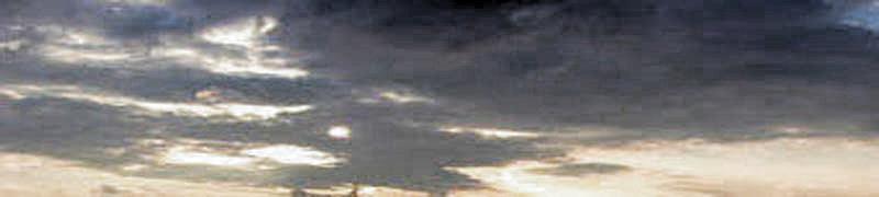 Откровение в грозе и буре